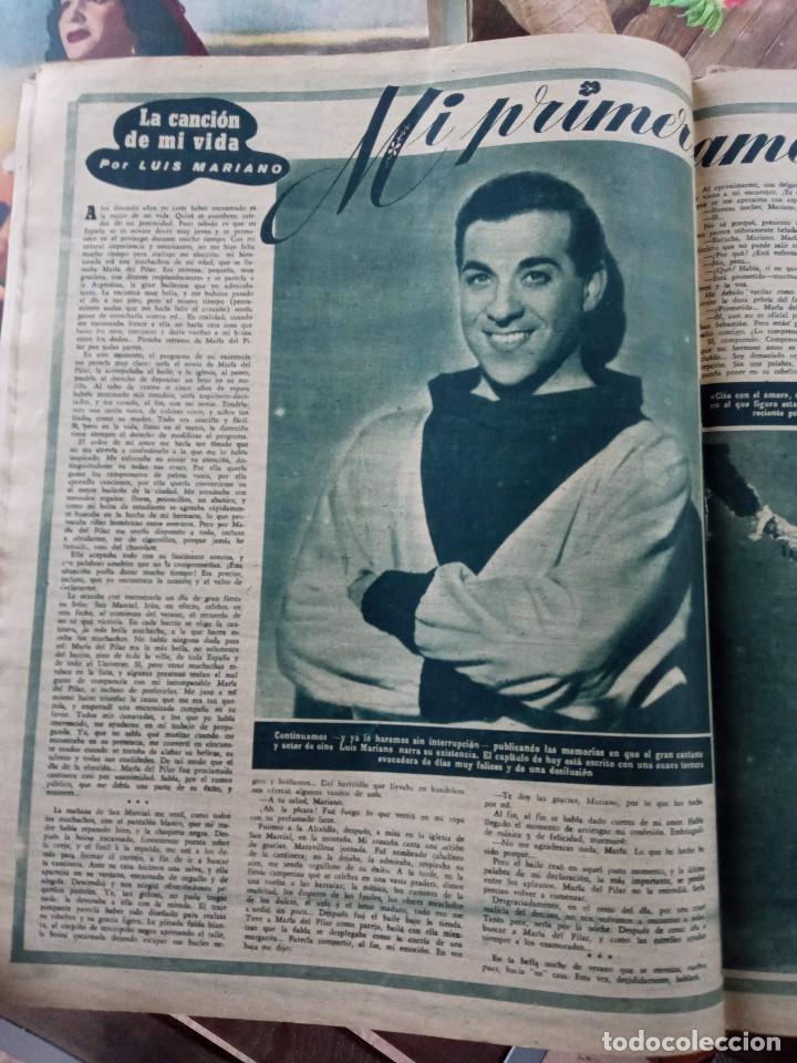 Cine: REVISTA PRIMER PLANO. AÑO 1951. ESTHER WILLIAMS, HUMPHREY BOGART, LUIS MARIANO, C. SEVILLA, F. LAMAS - Foto 5 - 257685260
