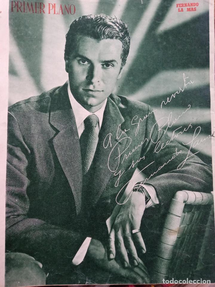 Cine: REVISTA PRIMER PLANO. AÑO 1951. ESTHER WILLIAMS, HUMPHREY BOGART, LUIS MARIANO, C. SEVILLA, F. LAMAS - Foto 7 - 257685260