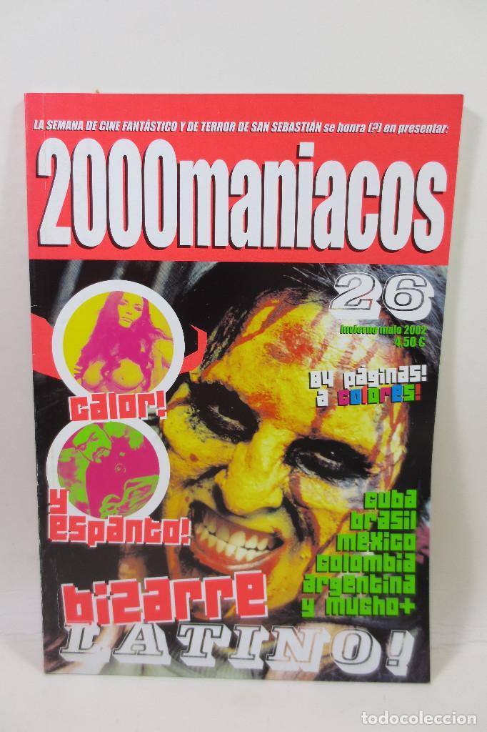 2000 MANIACOS 26 (Cine - Revistas - Otros)