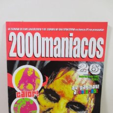Cine: 2000 MANIACOS 26. Lote 257736840