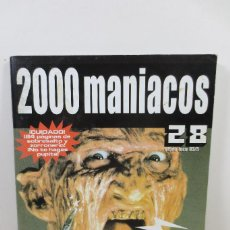 Cine: 2000 MANIACOS 28. Lote 257737220
