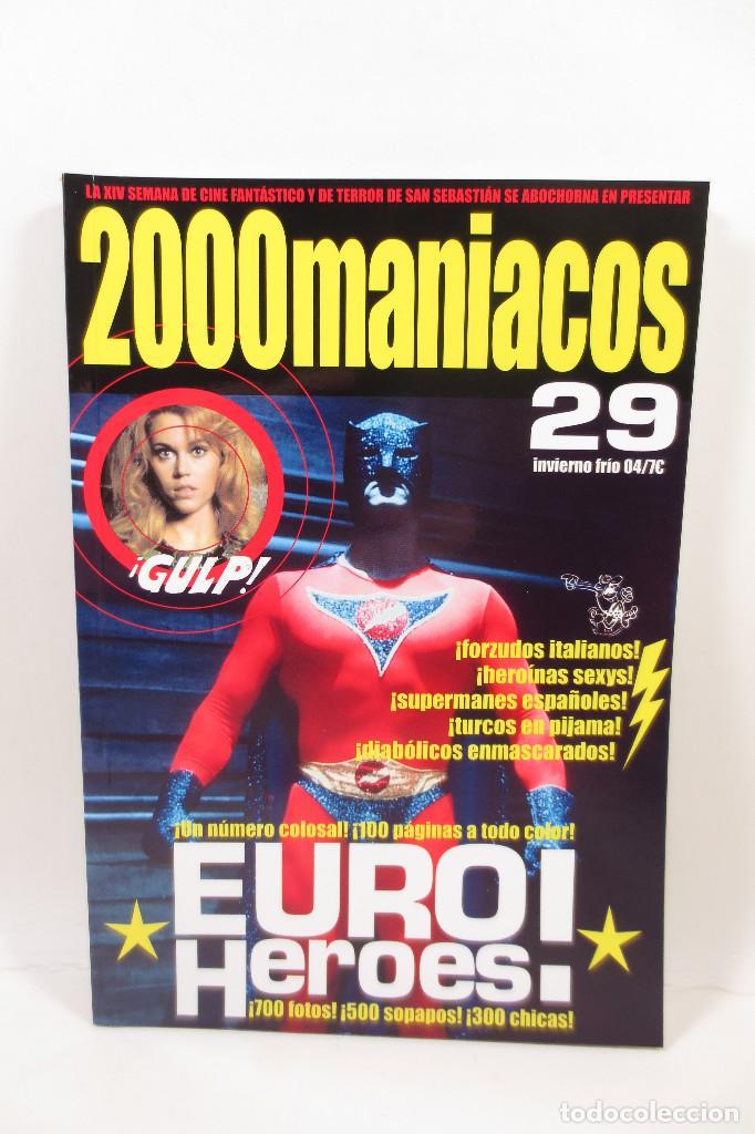 2000 MANIACOS 29 (Cine - Revistas - Otros)