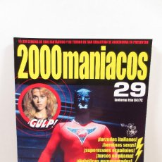 Cine: 2000 MANIACOS 29. Lote 257737515