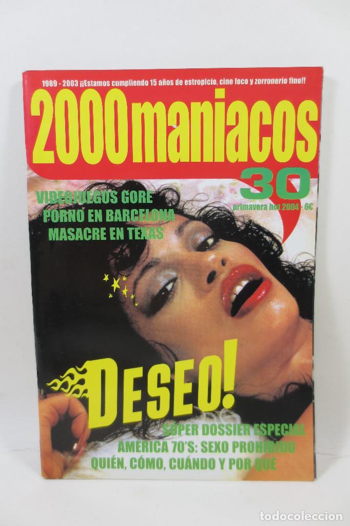 2000 MANIACOS 30 (Cine - Revistas - Otros)