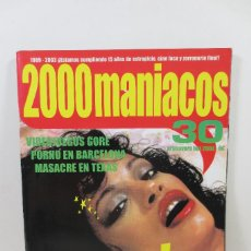 Cine: 2000 MANIACOS 30. Lote 257737775