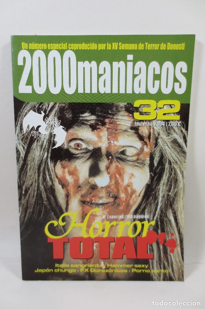 2000 MANIACOS 32 (Cine - Revistas - Otros)