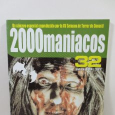 Cine: 2000 MANIACOS 32. Lote 257738025