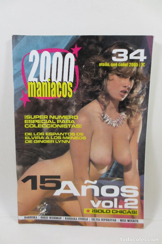 2000 MANIACOS 34 (Cine - Revistas - Otros)