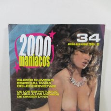 Cine: 2000 MANIACOS 34. Lote 257738195