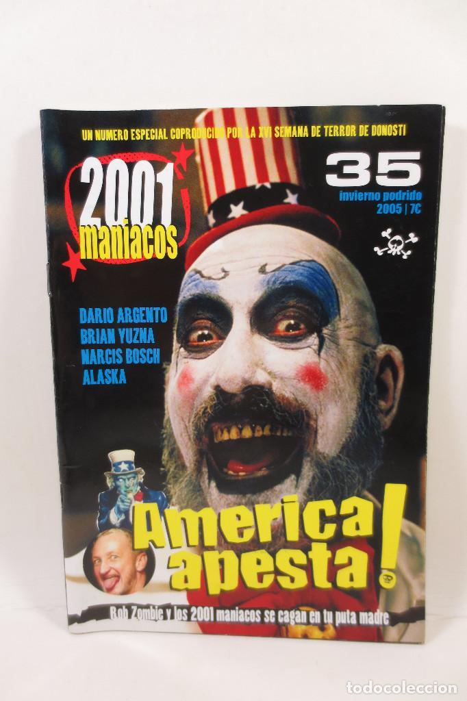 2000 MANIACOS 35 (Cine - Revistas - Otros)