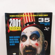 Cine: 2000 MANIACOS 35. Lote 257738450