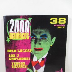 Cine: 2000 MANIACOS 38. Lote 257740975