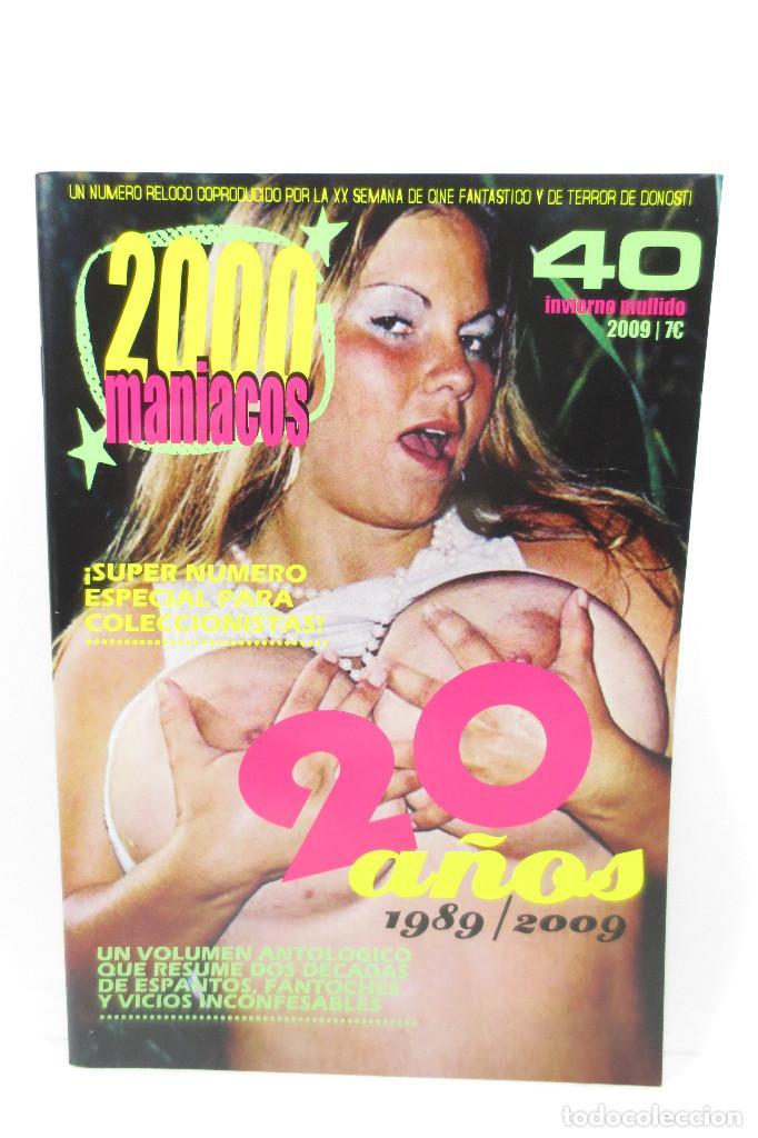 2000 MANIACOS 40 (Cine - Revistas - Otros)