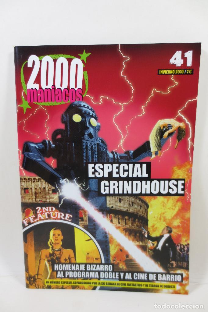 2000 MANIACOS 41 (Cine - Revistas - Otros)
