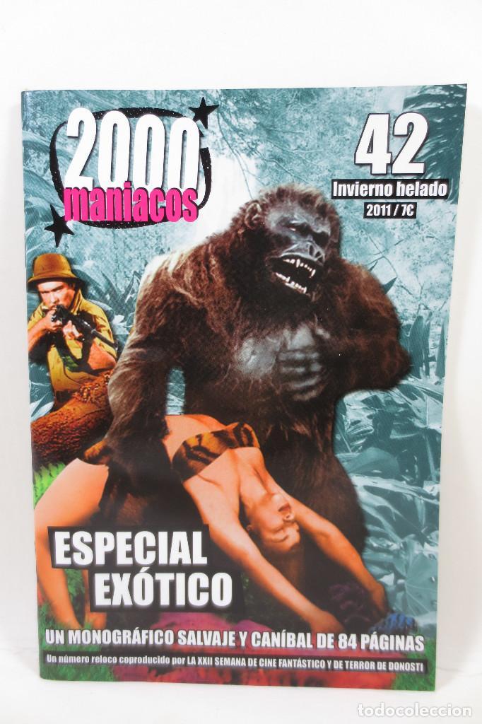 2000 MANIACOS 42 (Cine - Revistas - Otros)