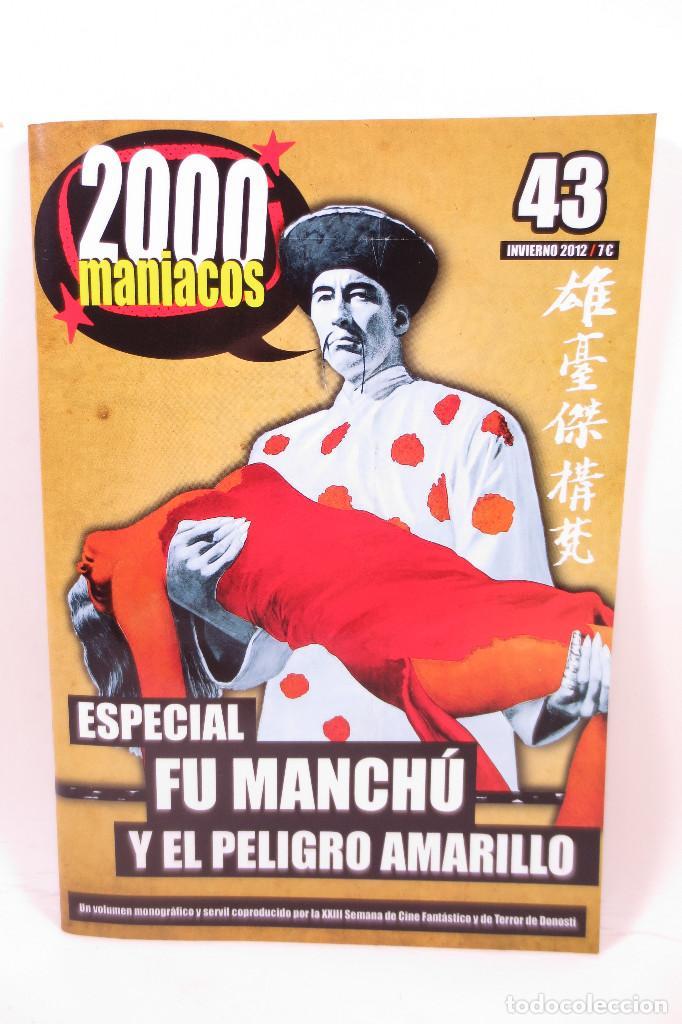 2000 MANIACOS 43 (Cine - Revistas - Otros)