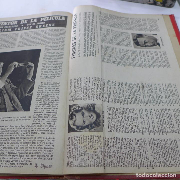 Cine: TOMO DE LA REVISTA CINEMATOGRAFICA ESPAÑOLA CAMARA 1944 - 12 NUMEROS - Foto 14 - 258170080