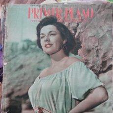 Cine: REVISTA PRIMER PLANO. AÑO 1951. RUTH ROMAN, AVA GARDNER, ANTONIO BAILARIN, BARBARA STANWYCK. Lote 258515335