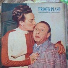 Cine: REVISTA PRIMER PLANO 1948. C. MIRANDA, J. PASTERNAK, ORSON WELLES, DONALD O´CONNOR, M.CHEVALIER. Lote 258516885