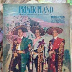 Cine: REVISTA PRIMER PLANO 1947. R. HAYWORTH ANA KARENINA MADELEINE LEBEAU JANET LEIGH. Lote 258518275