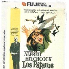 Cinema: LOS PAJAROS. Lote 259302875