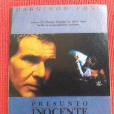 Cine: RECORTE DE REVISTA: PRESUNTO INOCENTE. HARRISON FORD, GRETA SCACCHI. Lote 259744305