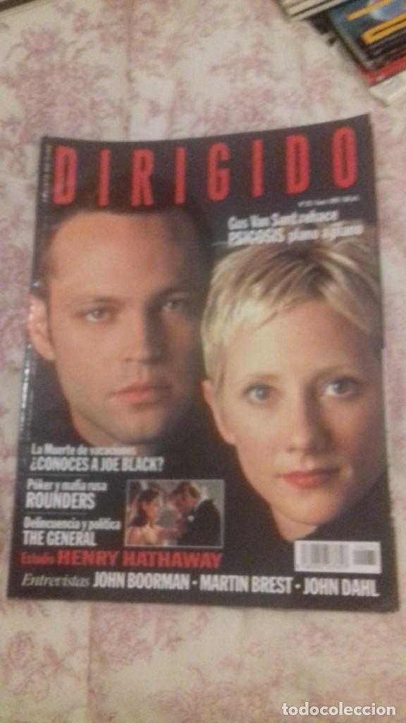 DIRIGIDO (Cine - Revistas - Acción)