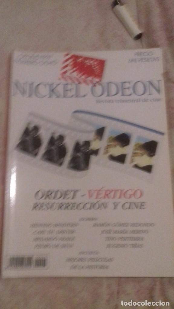 NICKEL ODEON (Cine - Revistas - Colección ídolos del cine)