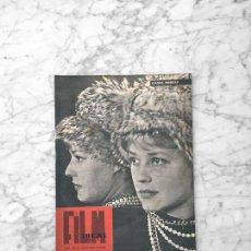 Cine: FILM IDEAL - Nº 50 - 1960 - JEANNE MOREAU, ROBERT ALDRICH, LA DOLCE VITA, BRESSON, JL LOPEZ VAZQUEZ. Lote 261227075
