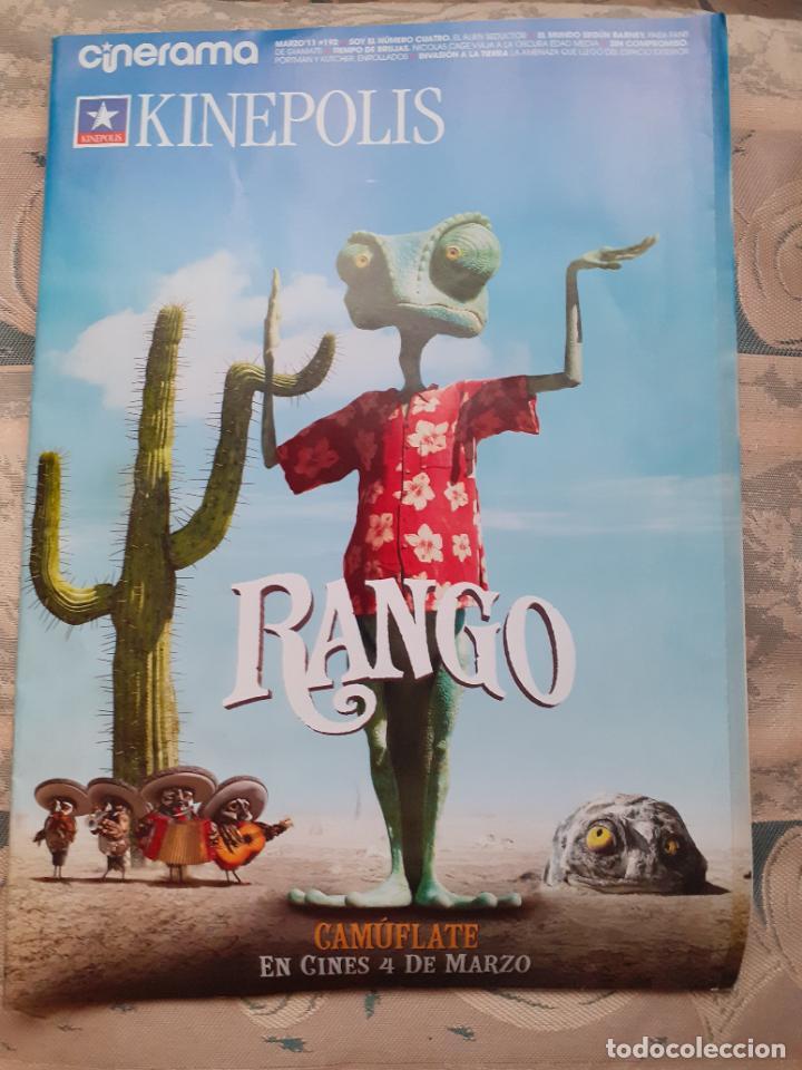 Cine: CINERAMA LOTE AÑO 2011 - VER DESCRIPCIÓN y FOTOS (POSIBILIDAD DE VENTA INDIVIDUAL) - Foto 2 - 261266330