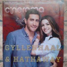 Cine: CINERAMA LOTE AÑO 2011 - VER DESCRIPCIÓN Y FOTOS (POSIBILIDAD DE VENTA INDIVIDUAL). Lote 261266330