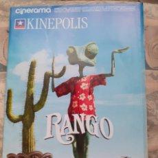 Cine: CINERAMA LOTE AÑO 2011 - VER DESCRIPCIÓN Y FOTOS (POSIBILIDAD DE VENTA INDIVIDUAL). Lote 261268090