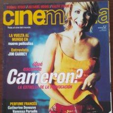 Cine: REVISTA CINEMANIA Nº 54 MARZO 2000. Lote 261284240