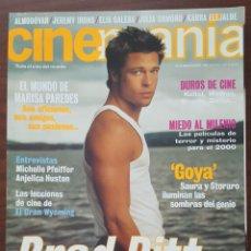 Cine: REVISTA CINEMANIA Nº 50 NOVIEMBRE 1999. Lote 261284785