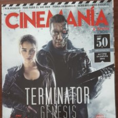 Cine: REVISTA CINEMANIA Nº 238 JULIO 2015. Lote 261286200