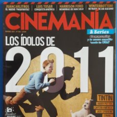 Cine: REVISTA CINEMANIA Nº 184 ENERO 2011. Lote 261335195