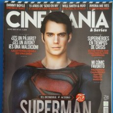 Cine: REVISTA CINEMANIA Nº 213 JUNIO 2013. Lote 261335760
