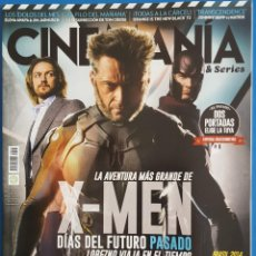 Cine: REVISTA CINEMANIA Nº 225 JUNIO 2014. Lote 261346900