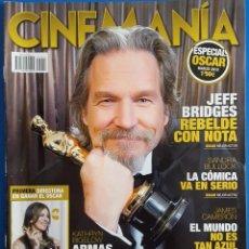 Cinema: REVISTA CINEMANIA ESPECIAL OSCAR MARZO 2010. Lote 261362640
