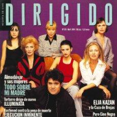 Cine: DIRIGIDO POR 278. Lote 261582430