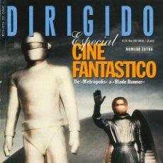 Cine: DIRIGIDO POR 279. Lote 261582635