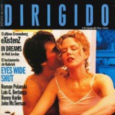 Cine: DIRIGIDO POR 282. Lote 261582900