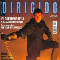 Cine: DIRIGIDO POR 283. Lote 261582975