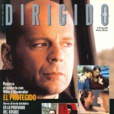 Cine: DIRIGIDO POR 297. Lote 261585495