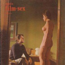 Cine: NUEVO FILM SEX Nº 26 EL TRANSEXUAL, AGATA LYS, SANDRA ALBERTI, EVA ROBIN, YEDA BROWN. Lote 98422471