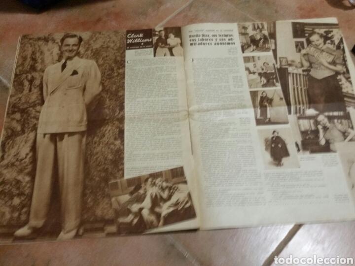 Cine: POPULAR FILM 1936 42x32cm revista - Foto 7 - 261843995