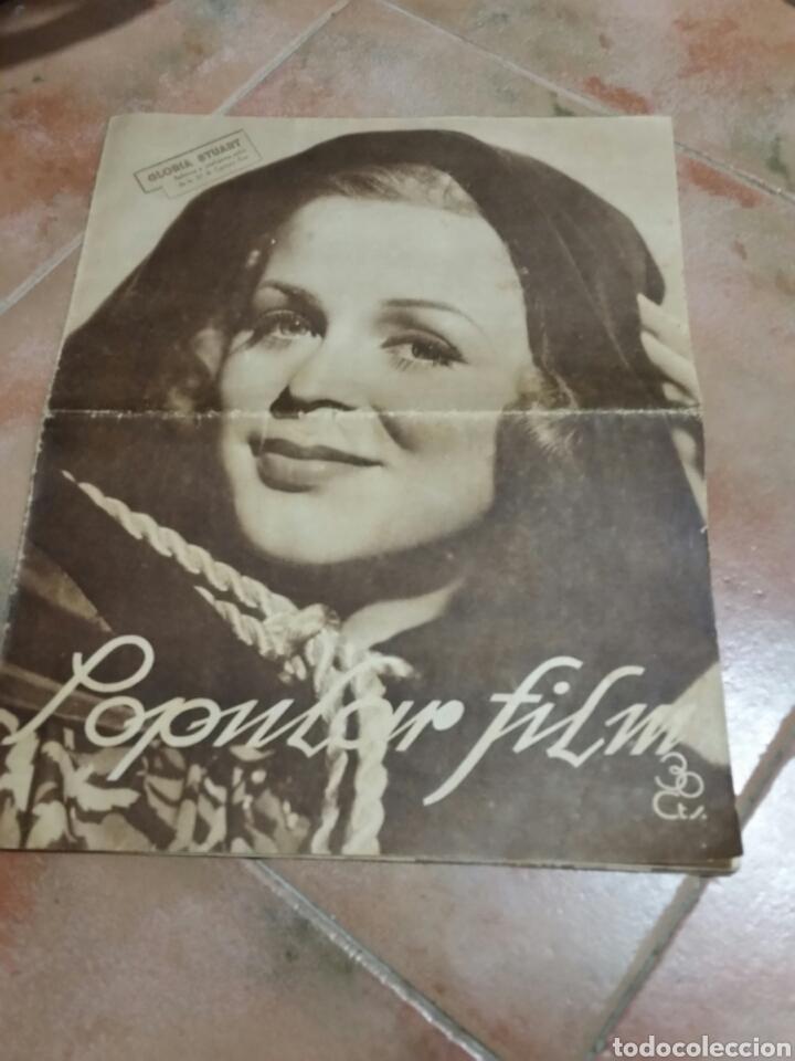 POPULAR FILM 1936 42X32CM REVISTA (Cine - Revistas - Popular film)