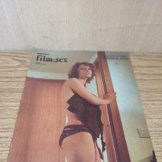 Cine: NUEVO FILM SEX: CHICAS DE ALQUILER: NADIUSKA. Lote 261872835