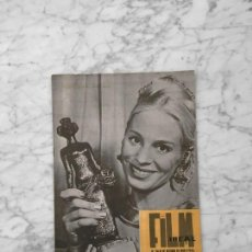 Cine: FILM IDEAL - Nº 58 - 1960 - INGRID THULIN, CAPUCINE, NARIA CASARES, SOUTH PACIFIC. Lote 261913895