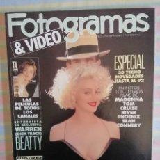 Cine: FOTOGRAMAS 1766 SEPTIEMBRE 1990. Lote 261916825